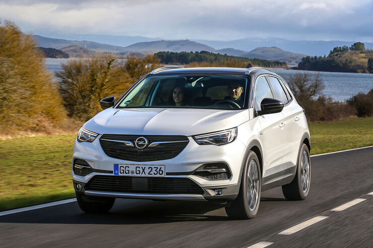 opel grandland x 2 0 diesel kompakt suv mit 177 ps auto motor und sport. Black Bedroom Furniture Sets. Home Design Ideas