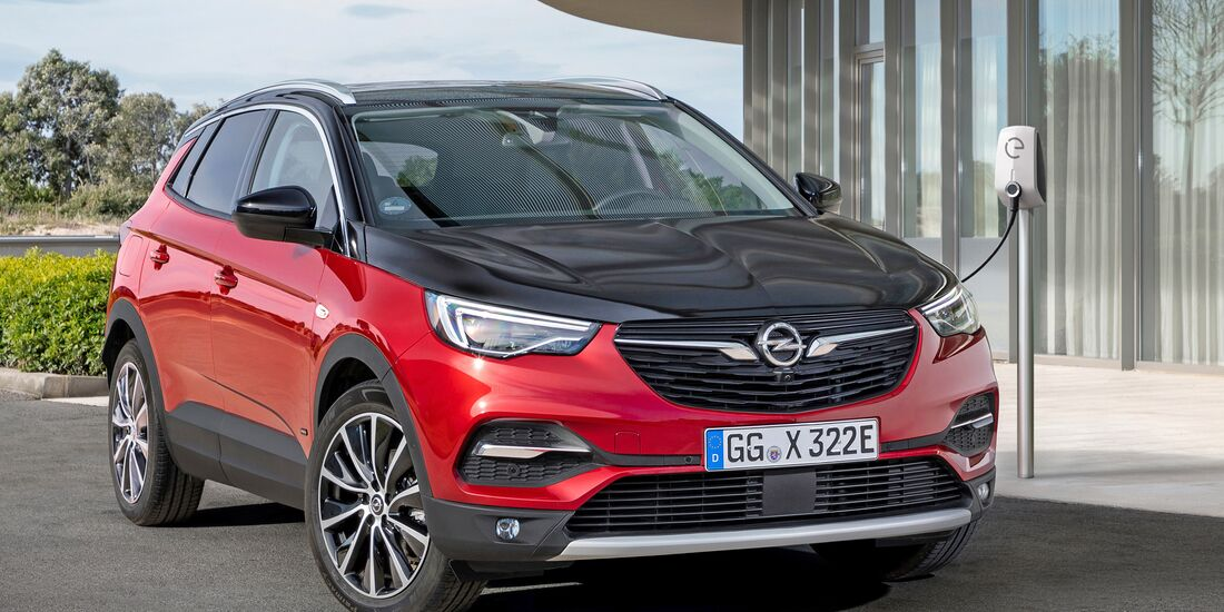 opel grandland x hybrid4 2019 preise plug in hybrid. Black Bedroom Furniture Sets. Home Design Ideas