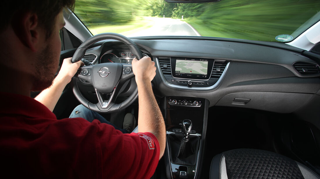 Opel Grandland X Interieur