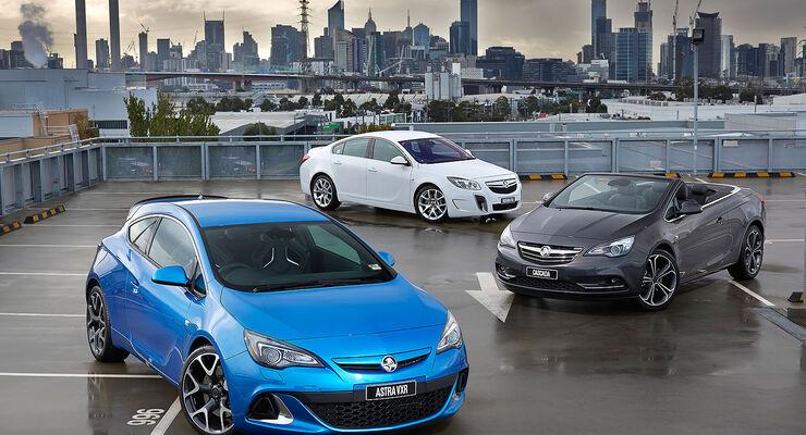 Opel Holden Australien