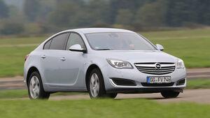 Opel Insignia 2.0 CDTi, Frontansicht