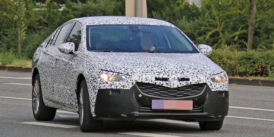 Opel Insignia Erlkönig