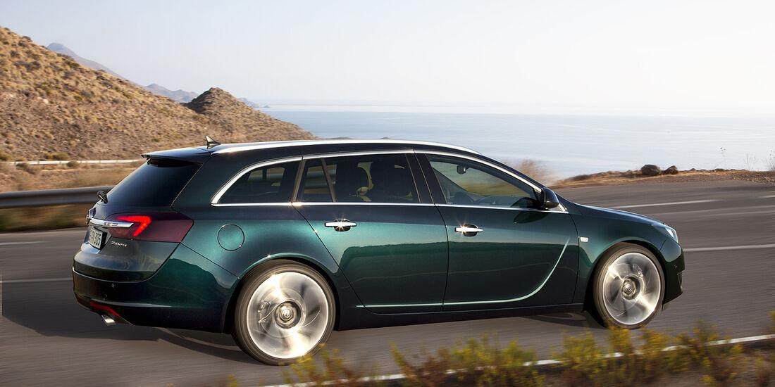 Opel Insignia Facelift, IAA 2013, Sports Tourer