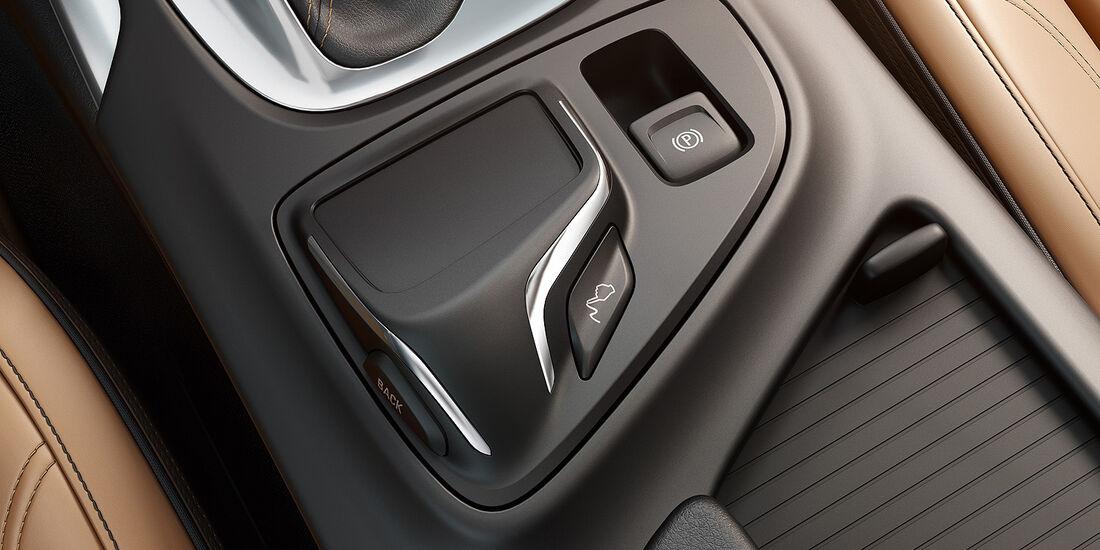 Opel Insignia Facelift, IAA 2013, Touchpad