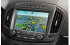Opel Insignia Facelift, IAA 2013, Touchscreen