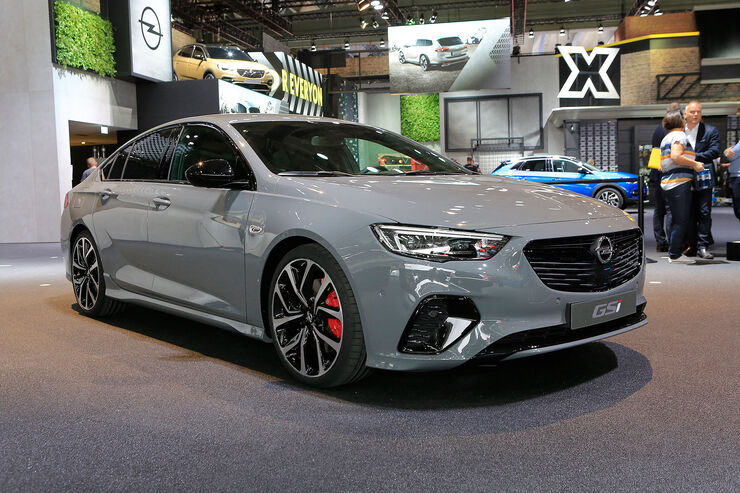 opel insignia gsi auf der iaa 2017 sportversion mit 260. Black Bedroom Furniture Sets. Home Design Ideas