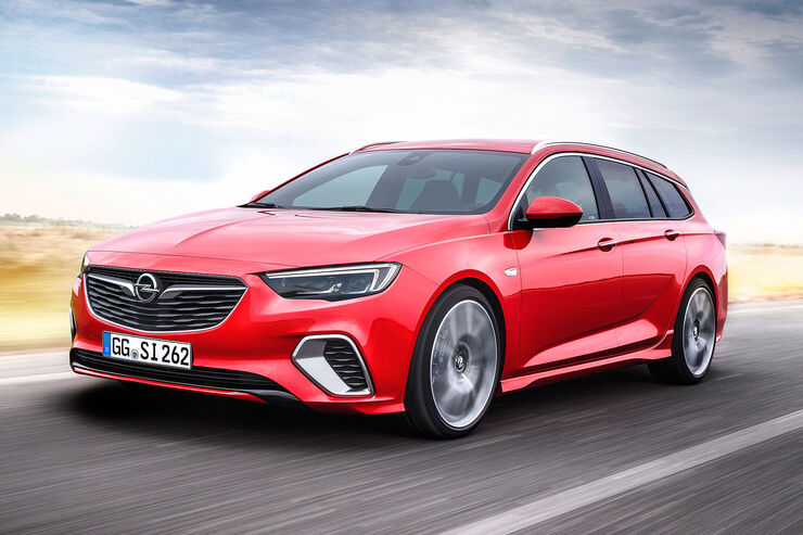 opel insignia gsi sports tourer infos daten marktstart. Black Bedroom Furniture Sets. Home Design Ideas