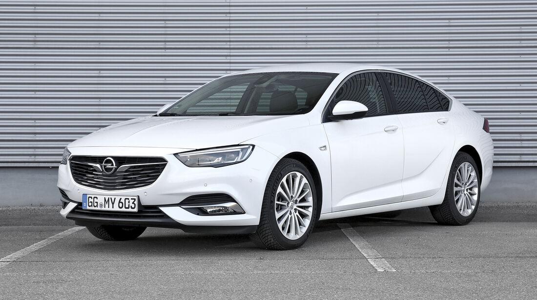 Opel Insignia Grand Sport 2.0 BiTurbo Diesel 4x4 Business Innovation, Exterieur