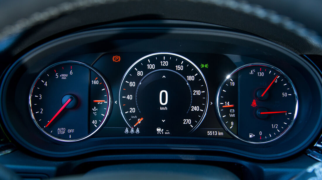 Opel Insignia Grand Sport 2.0 D Business Innovation, Interieur