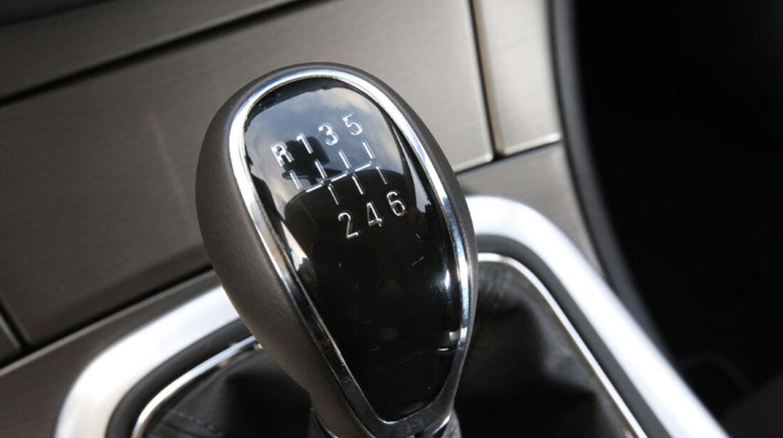 Opel Insignia Kaufberatung, Sechsgang-Schaltgetriebe