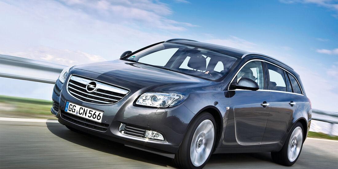 Opel Insignia Sports Tourer 1.4 Turbo
