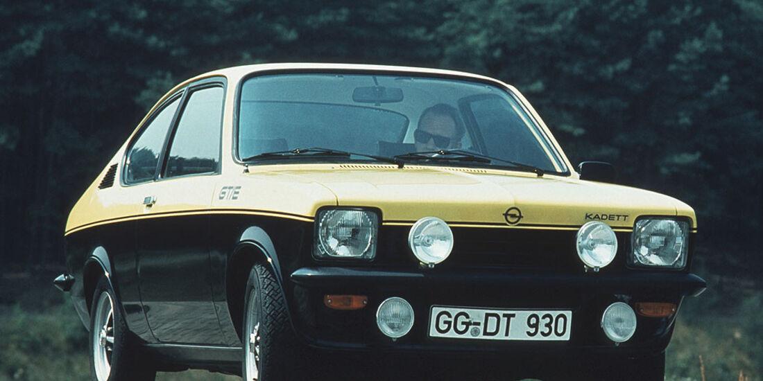 Opel Kadett C Coupé GT/E