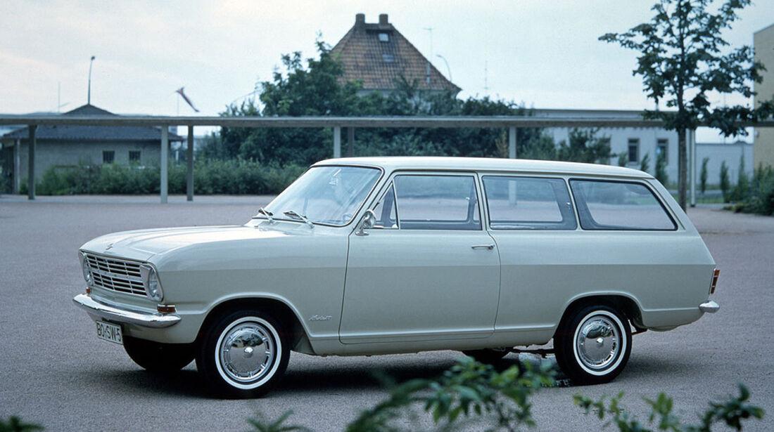 Opel Kadett Caravan