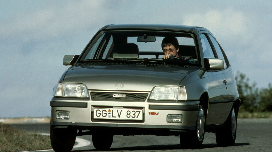 Opel Kadett E-GSi