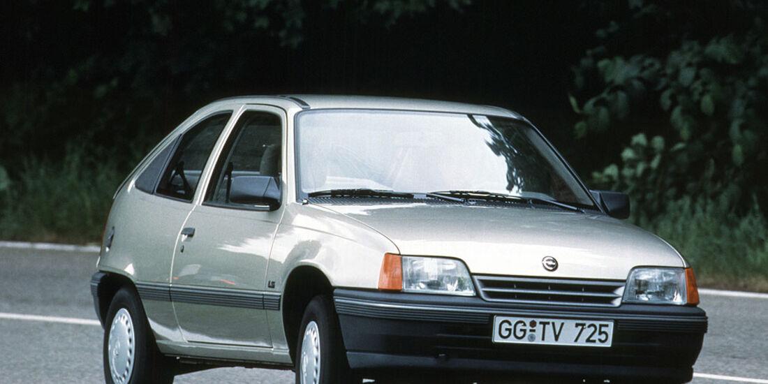 Opel Kadett E, LS, 1984-1991