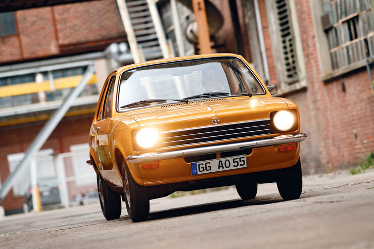 Opel kadett c  in der kaufberatung do it