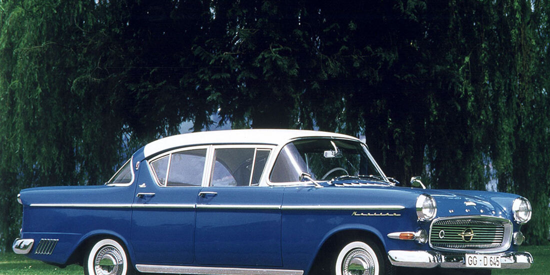 Opel Kapitän 1958