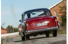 Opel Kapitän, Modell 1956, Heckansicht