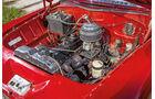 Opel Kapitän, Modell 1956, Motor