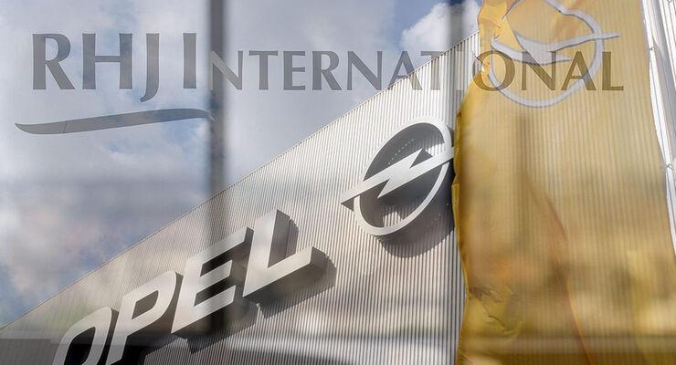 Opel Logo RHJ