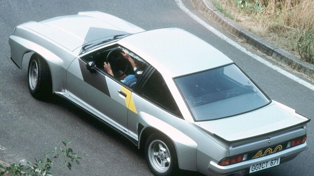 Opel Manta B, 400, 1981-1984