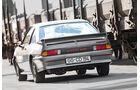 Opel Manta GSi, Heckansicht
