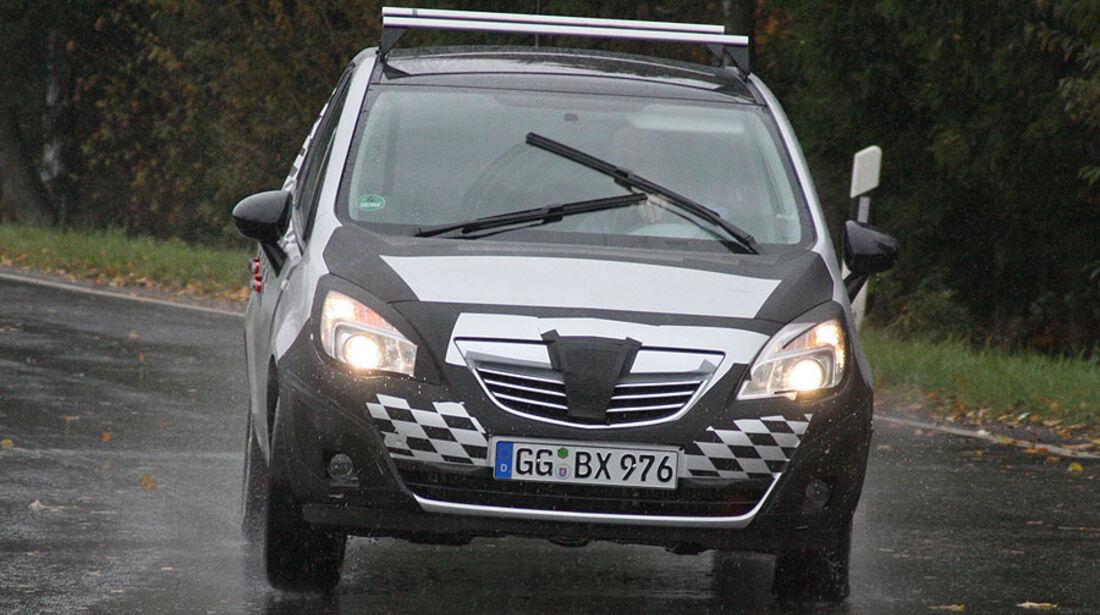 Opel Meriva Erlk�nig