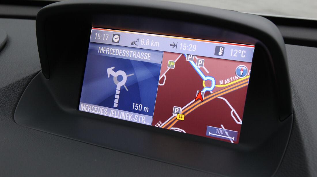 Opel Mokka 1.4 Turbo 4x4, Navi, Bildschirm