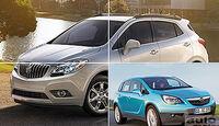 Opel Mokka /Buick Encore