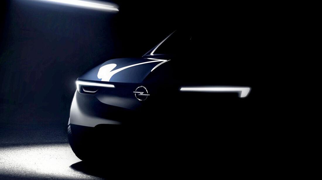 Opel PACE Präsentation Lohscheller Studie Designskizze