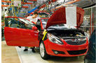 Opel Produktion Corsa