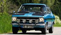 Opel Rallye Kadett 1100 SR, Frontansicht
