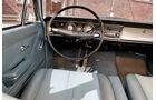 Opel Rekord C, Cockpit, Lenkrad