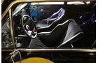 Opel Rekord C, Schwarze Witwe, Fahrersitz