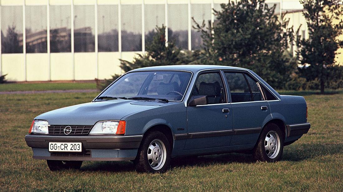Opel Rekord E 82, Luxus, Diesel, 1982-1986