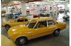 Opel Rekord: Tatort
