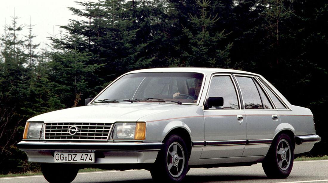 Opel Senator A `78, 1978-1982