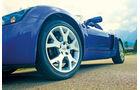 Opel Speedster, Rad, Felge