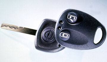 Opel Vectra B, 1995, Schlüssel