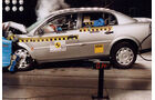 Opel, Vectra, Crashtest