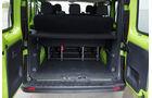 Opel Vivaro Combi L1H1 1.6 CDTI Biturbo 2.7t, Kofferraum