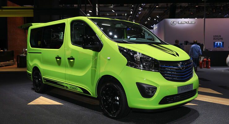 opel vivaro life transporter mit wohnzimmer auto motor. Black Bedroom Furniture Sets. Home Design Ideas