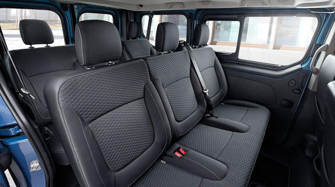 Opel Vivaro Tourer Paket