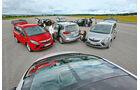 Opel Zafira, Modellpalette
