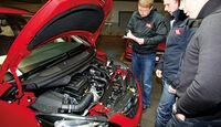 Opel Zafira Tourer 1.4 Turbo, Motor