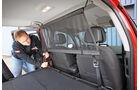 Opel Zafira Tourer 1.4 Turbo, Schutznetz