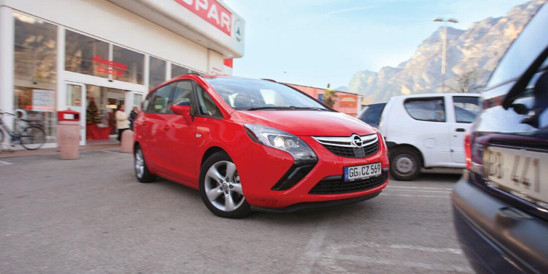 Opel Zafira Tourer 1.4 Turbo