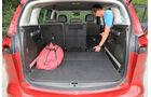 Opel Zafira Tourer 1.6 Turbo, Kofferraum, Ladefläche