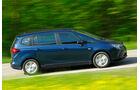 Opel Zafira Tourer 2.0 CDTi, Seitenansicht