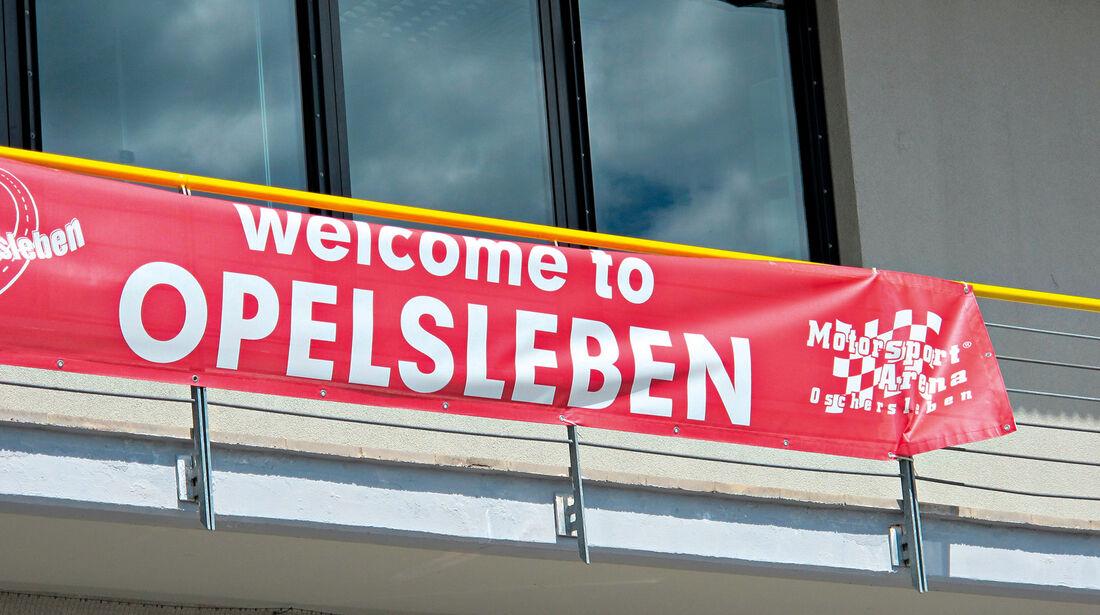 Opeltreffen, Oschersleben, Plakat